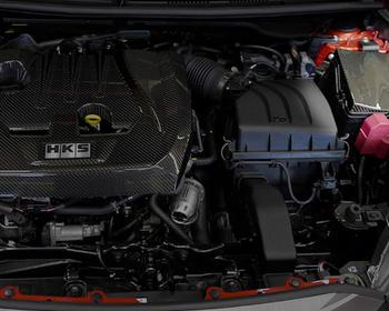 HKS - Dry Carbon Fuse Box Cover