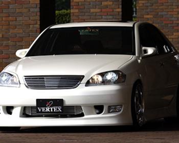 Car Make T&E - Vertex Mark II Bumper Ver. Aero Parts