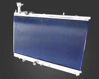 R's Racing Service - RRP Super Cool Sports Radiator Blue