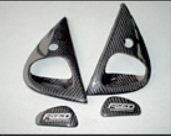 Fujita Engineering - Carbon Door Handle Covers