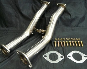 Be Free - Catalyst Straight Pipe for Z33 (VQ35DE)