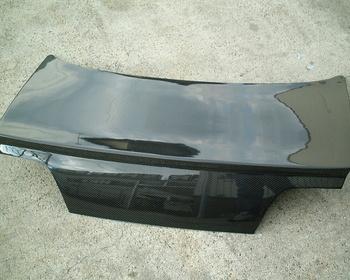 Car Shop F1 - R33 GTR Rear Trunk Flat Shape