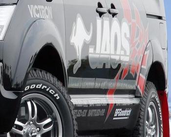JAOS - Fender Garnish Type-S for Delica D:5