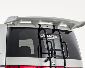 JAOS - Roof Spoiler Type-A for Delica D:5