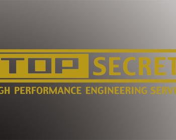 Top Secret - Logo Stickers