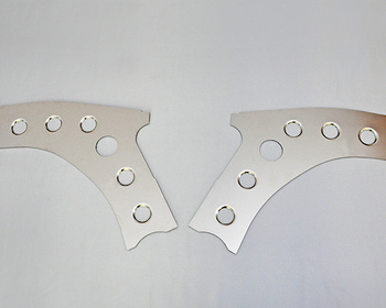 Laile - Front Lower Arm Reinforcing Plate