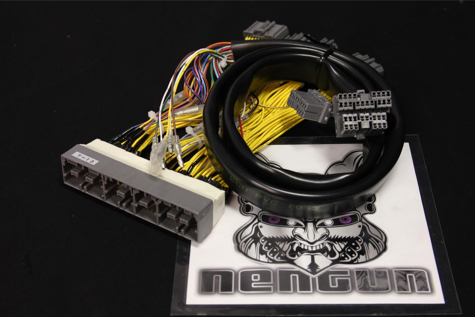 greddy - e-manage ultimate - vehicle harness - nengun performance  nengun performance