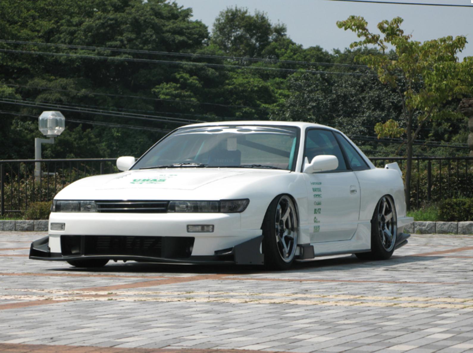 Uras Type Gt Nissan Silvia S13 Nengun Performance