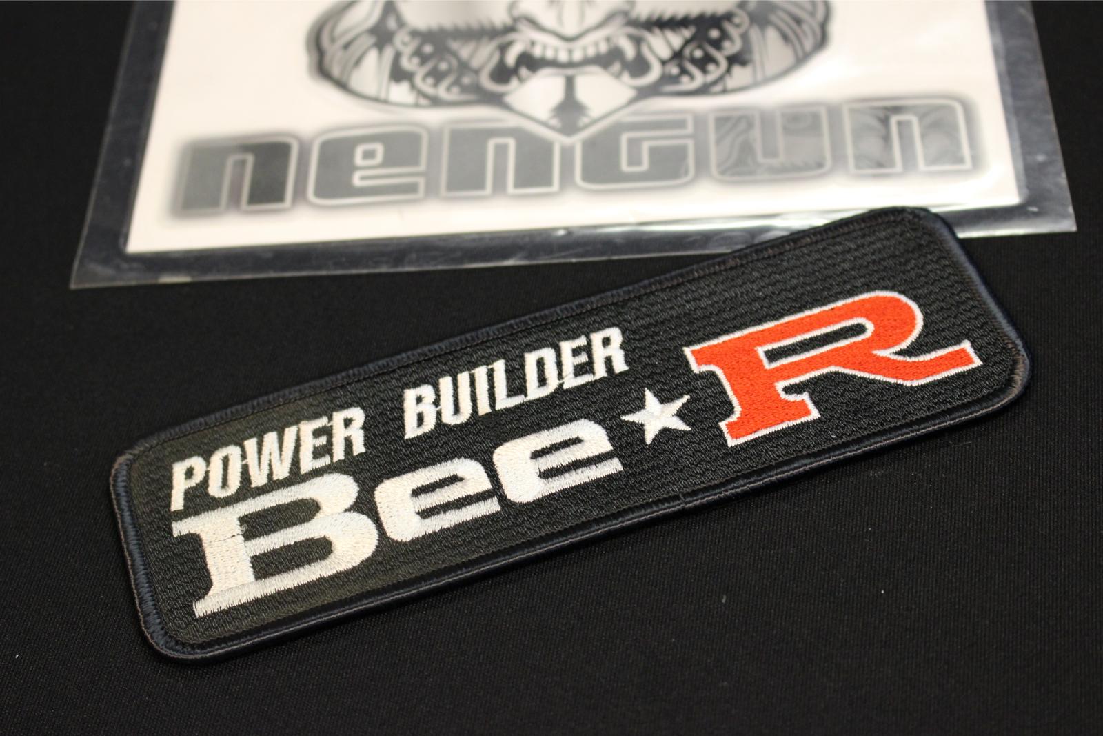 Bee R Logo Patch Nengun Performance