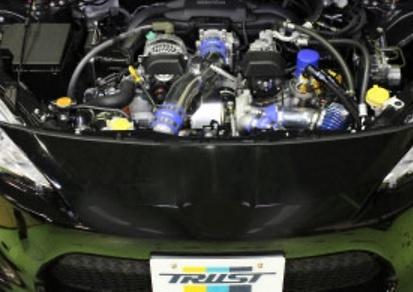 Toyota 86 & Subaru BRZ Greddy T518Z Bolt - On Turbo Kit