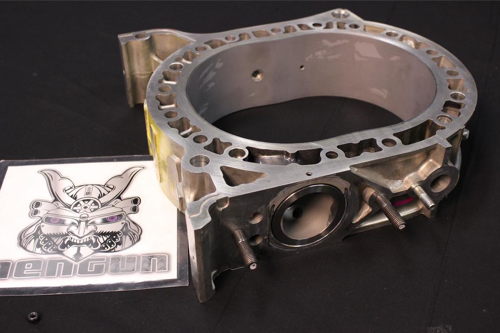 Mazda - Rear rotor housing