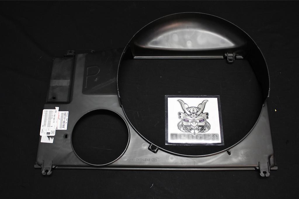 Genuine Toyota 87931-1B150 Rear View Mirror Sub Assembly