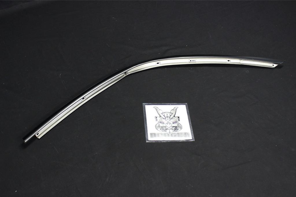 retainer weather strip rh - category: body - 76870-85f00