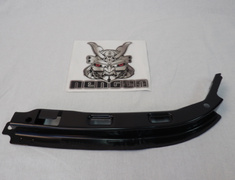 Retainer-front bumper, lower left-hand - Category: Exterior - 62295-AA400