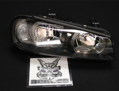 Headlight Housing RH - Includes A, B and C only - 26025 - 26025-AB160