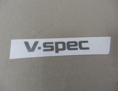 V-Spec Emblem Trunk Lid - Category: Exterior - 84896-24U01