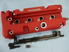 Type R Red Engine Valve Cover K20A - Category: Engine - 12310-PRC-505