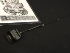 Black Oil Dipstick - Category: Engine - 15650-PRC-004