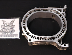 13B Front Rotor Housing - Category: Engine - N3Y2-10-S70