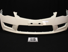 Front bumper - Championship White Pic No 3 - Category: Body - 71101-SNW-000ZC