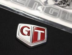 "Front Fender ""GTR"" Emblem - Category: Exterior - 63896-05U00"