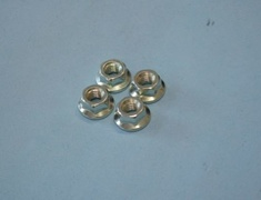 Toyota MR2 AW11 4AGE NUTS X 4 - 90179-06074