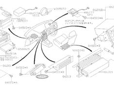 Auto Clock - Category: Interior - 85201-AG010