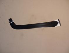 Black Trim around windscreen - Category: Exterior - 72427-SS1-003