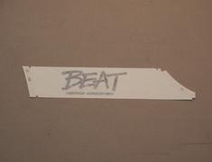 Rear Fender (RH) Sticker - Black Logo - Category: Exterior - 75774-SS1-013ZB