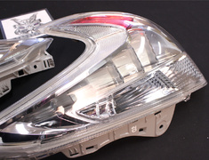 Clear Lens LED Tail Lamp R/L Set for Z34 - Category: Exterior - B65E0-1EK06