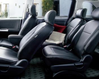 Honda - Third Row Seat Cover