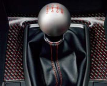 Honda - Carbon Center Console Panel