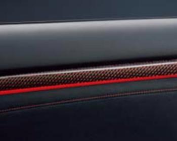 Honda - Carbon Door Panel