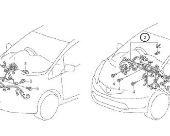 Honda - Harness Installment Wire