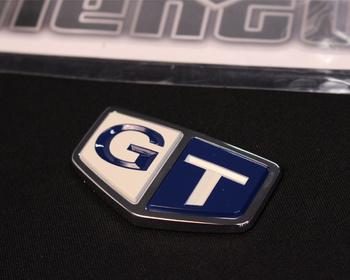 Nissan - Emblems, Side-front