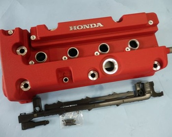 Honda - Type R Red Engine Valve Cover K20A