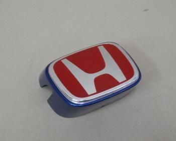 Honda - Front Badge RED - Blue Body