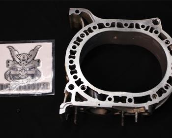Mazda - Rear rotor housing N3Y2-10-S80,
