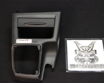 Honda - Panel Center Console with Type R badge (See Diagram Item #5)