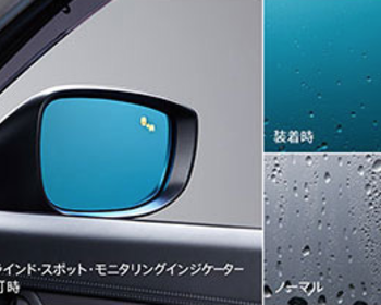 Mazda - Blue Mirror (hydrophilic)