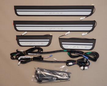 Honda - LED Inside Step Garnish set x 4 (Color Grey)