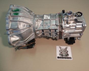 Toyota - Toyota HZJ79L Transmission