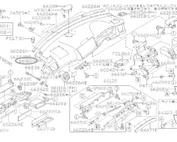Subaru - Installment Panel