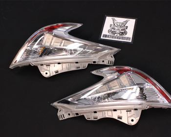 Nissan - Clear LED Tail Lamp Set
