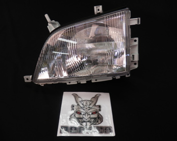 Toyota - Head Lamp LH