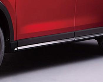 Mazda - Side Under Skirts