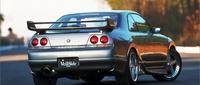 Nissan Skyline - R33 GTS-t ECR33