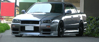 Nissan Skyline - R34 25GTT ER34